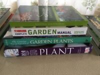 A Selection of 7 Gardening Books