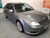 2005 / 55 MONDEO 2.2 ST , FULL SERVICE HISTORY , TOP OF THE RANGE .