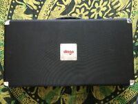 Diago Gigman Pedalboard Case 60x30 (cm)