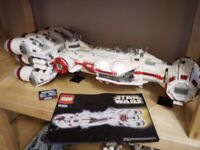 Lego Star Wars Rebel Blockade Runner 10019