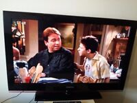 """Excellent 40"""" SAMSUNG LCD TV full hd ready 1080p freeview inbuilt"""