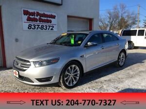 2016 Ford Taurus Limited  ** All Wheel Drive ** Navigation ** He