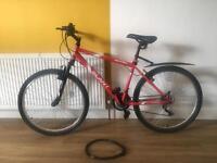 Apollo slant mountain bike. REDUCED. MUST GO