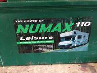 NUMAX 110 liesure battery Model L110
