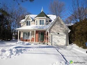 535 000$ - Maison 2 étages à vendre à Beaconsfield / Baie-D'U