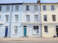 FOR SALE - 2 BED TOWN CENTRE PERIOD PROPERTY - CLARENCE PLACE, GRAVESEND, KENT - GP: £270K - £285,K