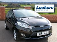 Ford Fiesta ZETEC (black) 2012-04-20