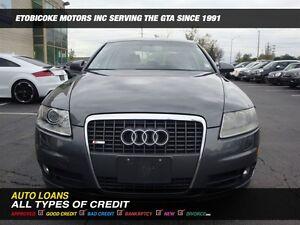 2008 Audi A6 3.2 QUATTRO / BACK-UP CAM