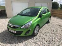 Vauxhall Corsa Excite Ac CDTI Ecoflex 1.3 Diesel **£20 annual Road tax** 73k miles**May 2019 MOT**