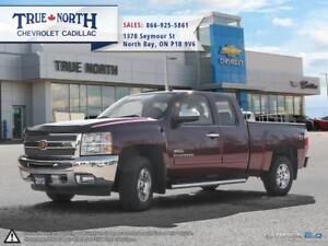 2011 Chevrolet Silverado 1500 4WD E LT 4WD - CHROME MIRRORS / DO