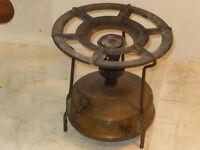 Burmos primus Paraffin campind leisure stove