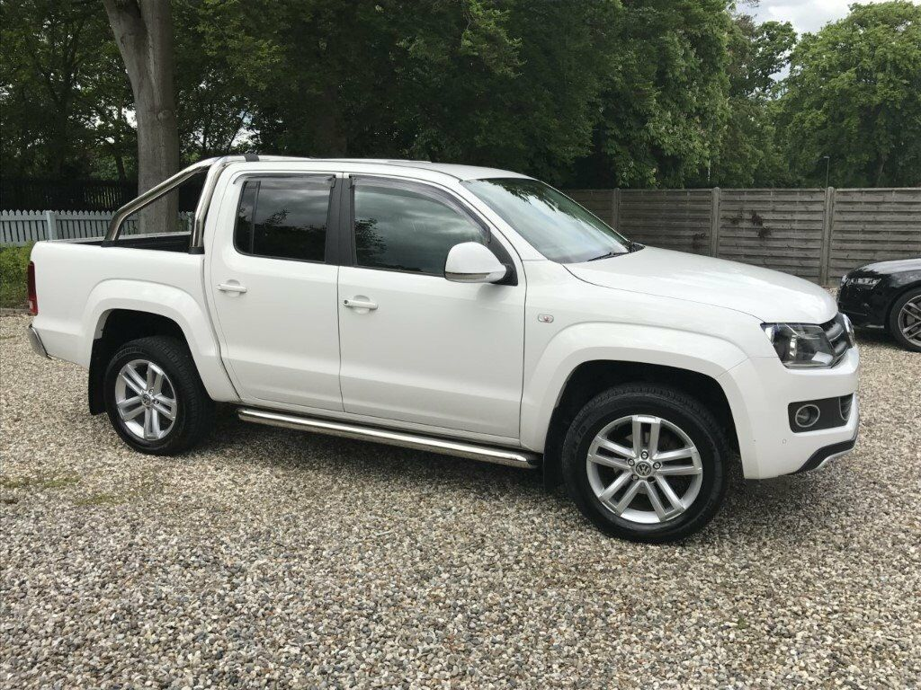 Volkswagen Amarok 2 0 Bitdi Highline Sel Pickup 4motion 4dr 3 17t Sold