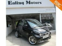 2014 SMART FORTWO BRABUS,COUPE,SATNAV,HEATED LEATHER SEATS,FULL HISTORY,AIR CON,LOW RATE FINANCE