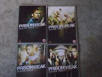 Prison Break Season Three