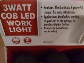Roadster 3w COB LED light.