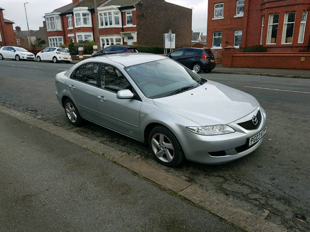 Mazda 6 1.8S very good condition, low miles, only 60k