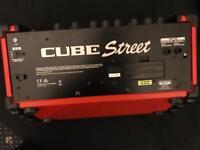 Cube street guitar amplifier