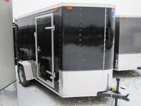 2015 Interstate 6x12 Enclosed Cargo Trailer SFC6X12SAFS