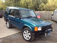 LAND ROVER DISCOVERY TD5 VERY CLEAN GOOD TRUCK MUST SEE
