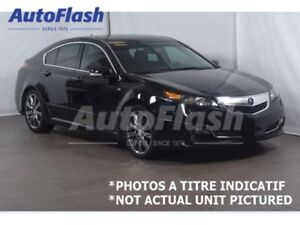 2014 Acura TL A-Spec AWD 3.7L * Kit-Jupe-Aero/Skirt-Kit *