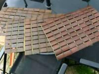 4 place mats