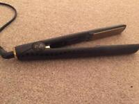 GDH V Gold classic hair straighteners