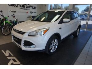 2014 Ford Escape Titanium- ALLOY WHEELS, SUNROOF NAV!