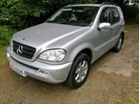 Mercedes ml ml270 cdi 4x4