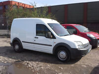 Ford Transit CONNECT van for sale. LWB, High-Roof, 2007 NO VAT