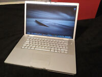Apple Macbook Pro 2006 with new battery