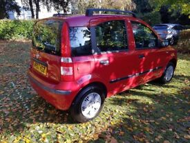 Fiat Panda 1.3 Multijet 16v Dynamic 5dr Full 12 Month MOT ready to GO .......