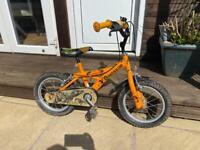 Boys Dinosaur bike