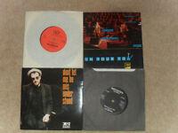 "4 Elvis Costello / The Imposter vinyl 7"" single set"