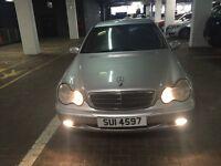Mercedes C220 Classic (DIESEL)