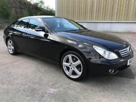 Stunning 2006 Mercedes CLS 320 Cdi **Full History+Leather+SatNav+Mega Spec**