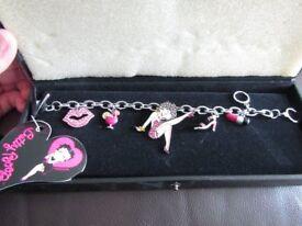 Betty Boop Bracelet