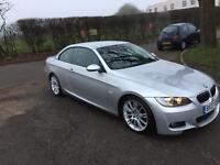 bmw 330i convertible m sport cash px swaps price reduced!!!