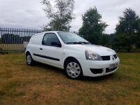 Renault Clio Van 2008