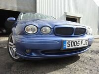 💥05 JAGUAR X-TYPE SPORT PREMIUM ALL WHEEL DRIVE 2.5,MOT OCTOBER 017,2 OWNERS,2 KEYS,VERY RELIABLE💥