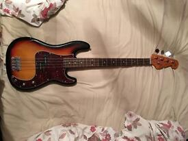 SX Bass Guitar