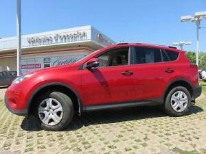 2013 Toyota RAV4 UPGRADE PKG BACKUP CAMERA