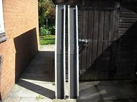6ft Extending Telescopic Channel Ramps