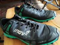 Inov8 X Talon 230 Size 7 Used 3 times.For Sale £40.In good condition.Reason for sale too small