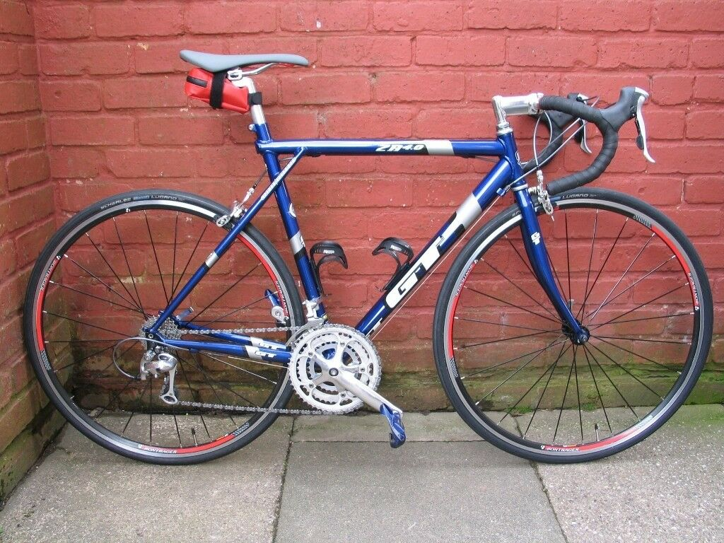Gt Zr4 0 Road Bike 27 Sd Shimano Tiagra 105