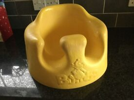 Bumbo seat sunshine yellow