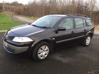 2007 Renault Megane 1.9 Dci 6 Speed Gearbox Long Mot Nice Clean And Tidy Car Brilliant Drives