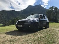 BMW X5 40d fully loaded full service history