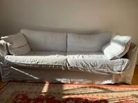 FREE Karlstad sofa with linen cover