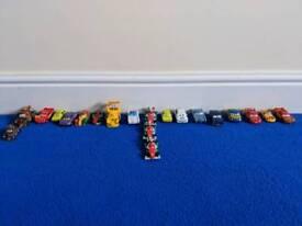 Disney Cars - Cars x20
