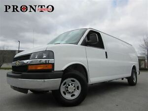 2014 Chevrolet Express 2500 **Allongé - Extended**